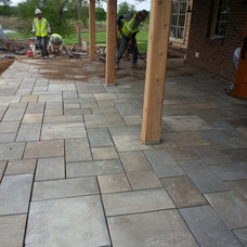 Traditional Patio by Windsor Companies