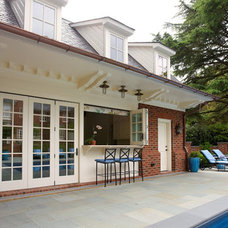 Traditional Patio by Turn Key Interiors