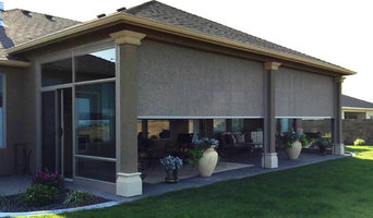 Windwall & Solar Shades