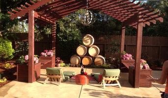 Wine Lover's Backyard