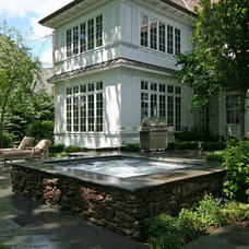 Traditional Patio by Rosebrook Pools, Inc.