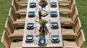 Wintons Teak Berkeley Dining Table