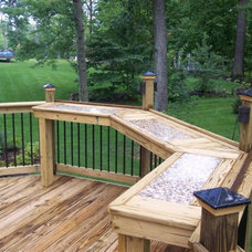 Traditional Patio by Arch Home Improvements