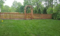 Wood Fences