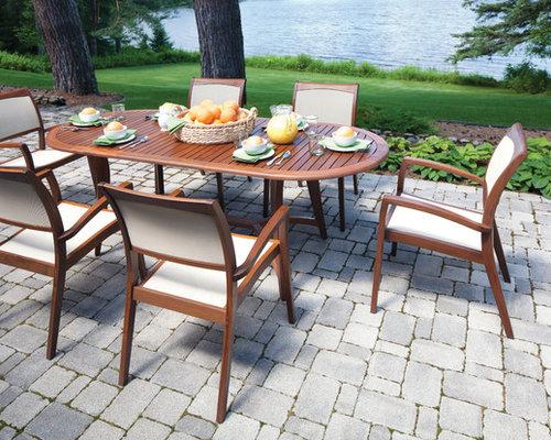 Wood (Ipe) Furniture