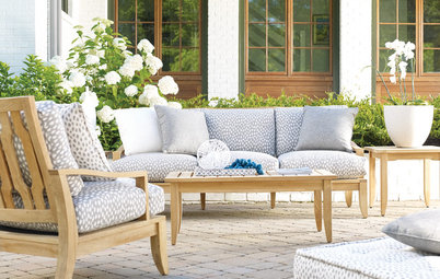Let's Take It Outside: Outdoor Furniture Buying Guide – Part 3