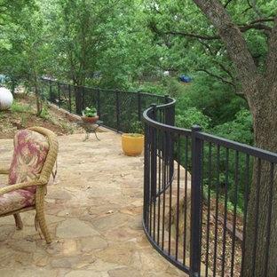 Inspiration for a patio remodel in Dallas