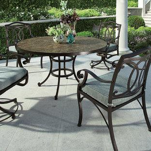 Patio - patio idea in Detroit