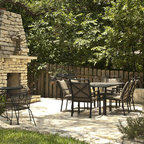 North Oak Canyon Contemporary Patio Austin By
