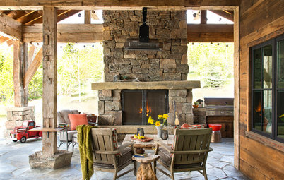 Don't Put Away the Patio Furniture Just Yet