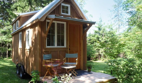 Tiny Houses On Houzz: Tips From The Experts