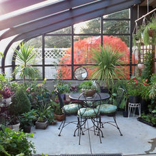 Traditional Patio by Arcadia GlassHouse