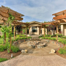 Traditional Patio by Designworks