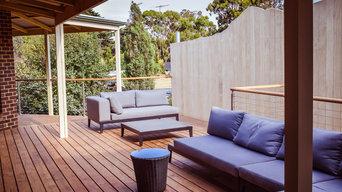 You Yangs Deck & Workshop Extension