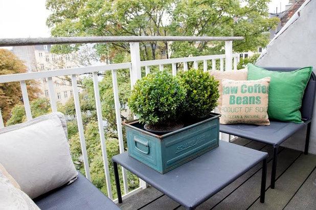 Småt men godt: Lav din lille altan om til en oase