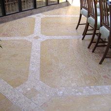 Traditional Patio by Zen Paradise, Inc.