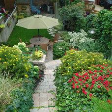 Traditional Landscape by So Green Canada ( Landscape Design/ Build)
