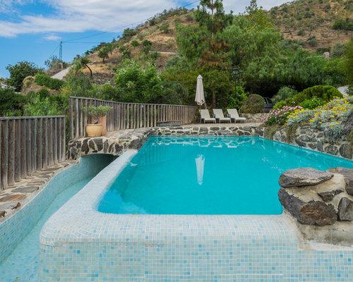 Fotos de piscinas dise os de piscinas for Piscinas rusticas fotos
