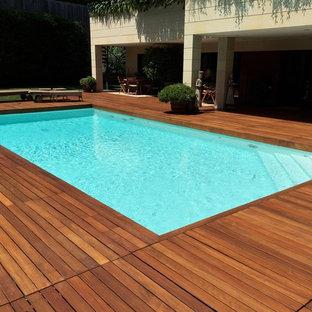 Barcelona piscina residencial