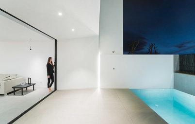 Casas Houzz: Una vivienda abierta, sobria y muy luminosa