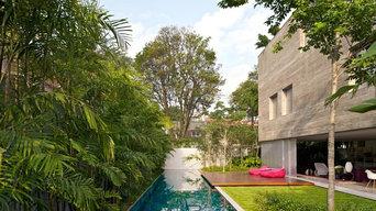 Casa Cubo en Sao Paulo, Brasil by Studio MK 27 - Marcio Kogan