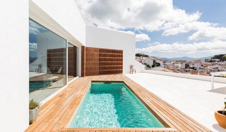 Visite Privée : Jeu de niveaux à flanc de falaise en Espagne