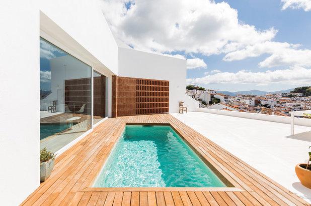 Mediterráneo Piscina by DTR_studio arquitectos