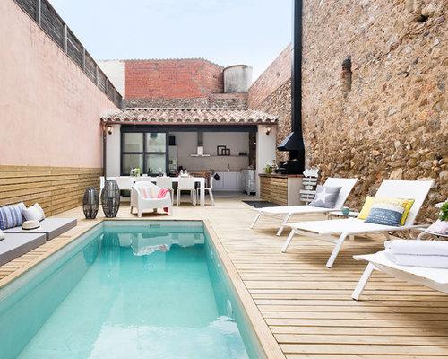 Fotos de piscinas dise os de piscinas for Piscinas rusticas