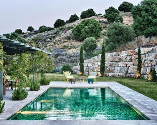 Fotos de piscinas dise os de piscinas de estilo de casa for Piscinas en el campo