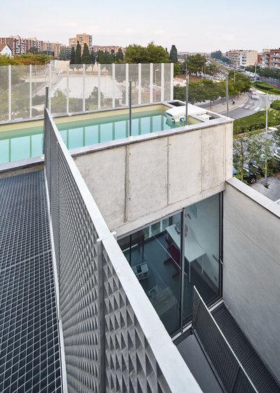 Contemporáneo Piscina by Pepe Gascón Arquitectura