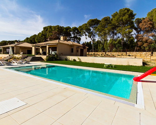 Fotos de piscinas dise os de casas de la piscina y for Piscinas rusticas fotos