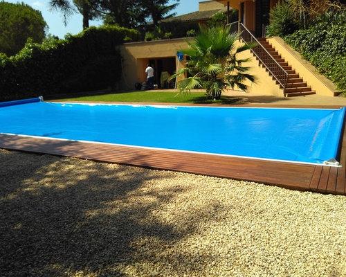 Cubierta de piscina en barcelona - Piscina en barcelona ...