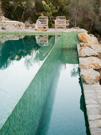 Mediterranean Pool by LF91