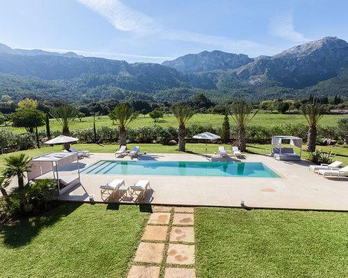 Fotos de piscinas dise os de piscinas r sticas for Piscinas rusticas fotos