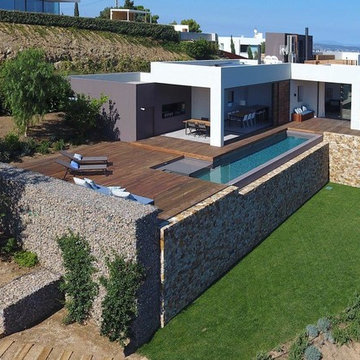 """Piscina privada """"IF FOULT"""""""