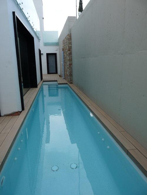 Piscinas modernas piscinas modernas para casas de lujo for Piscinas minimalistas
