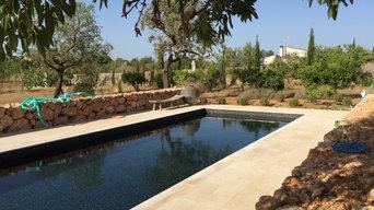 piscina y jaccuzzi sta Maria del cami