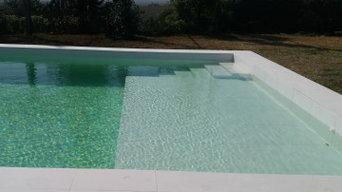 Porcelanico para piscinas