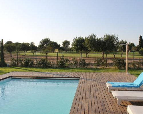 Fotos de piscinas dise os de piscinas r sticas grandes for Ver piscinas grandes
