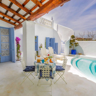 Inspiration for a mediterranean pool in Other.