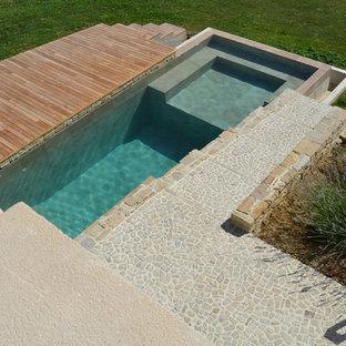 Landhaus Pool in Sonstige