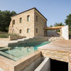 An Italian Villa Rises From the Rubble