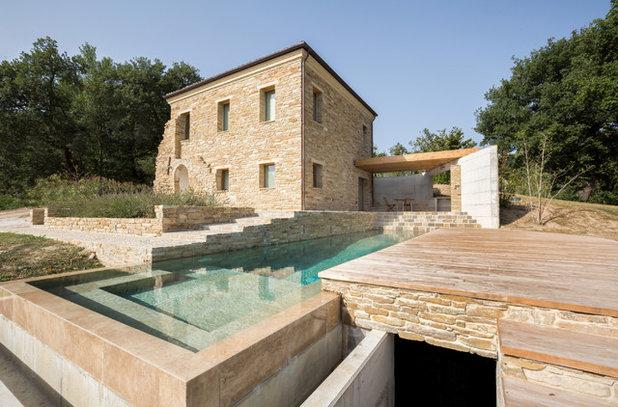 Country Piscina by Arch. Giorgio Balestra