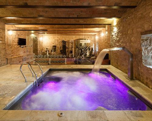 15+ Best Small Indoor Pool Ideas & Designs | Houzz