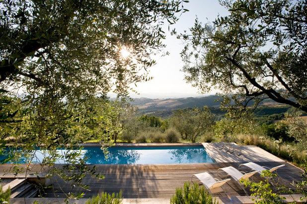 Contemporary Pool Contemporaneo Piscina