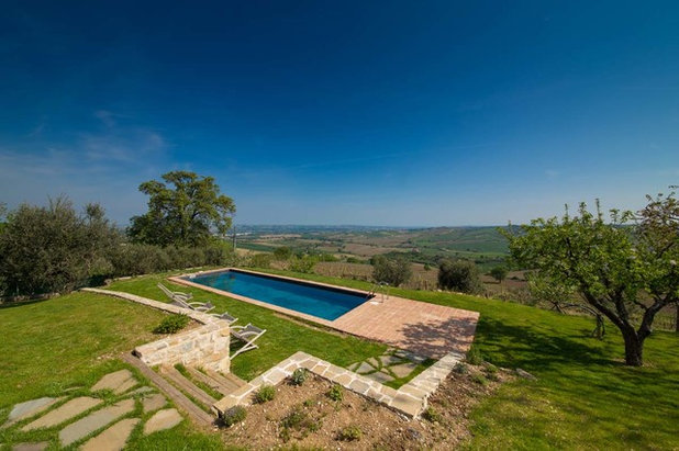 Country Piscina by Paolo Vigoni Architetto