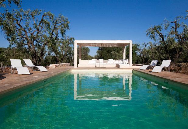 Contemporary Pool by chiara cadeddu photographer