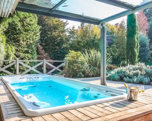 Foto e idee per piscine piscina fuori terra for Piscina fuori terra grandi dimensioni