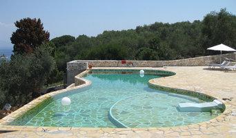 Una magnifica piscina