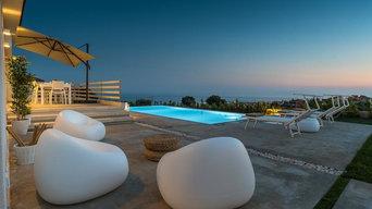 Villa con piscina a Marina di Ragusa